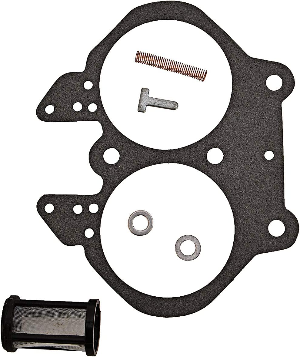 Replacement Parts 18-7098 Replacement Mercruiser Rochester 2 ...