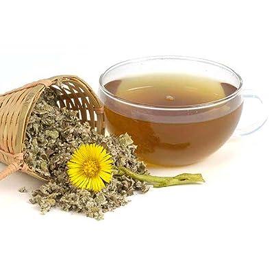Coltsfoot Leaf Organic Cut Herb - Tussliago farfara FARFARAE Folia FARFARA Leaves – 100g (4 oz): Health & Personal Care