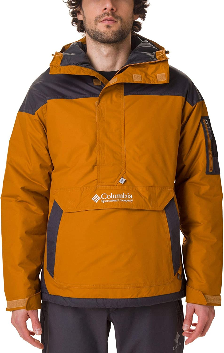 Columbia Challenger Pullover Homme Burnished Amber