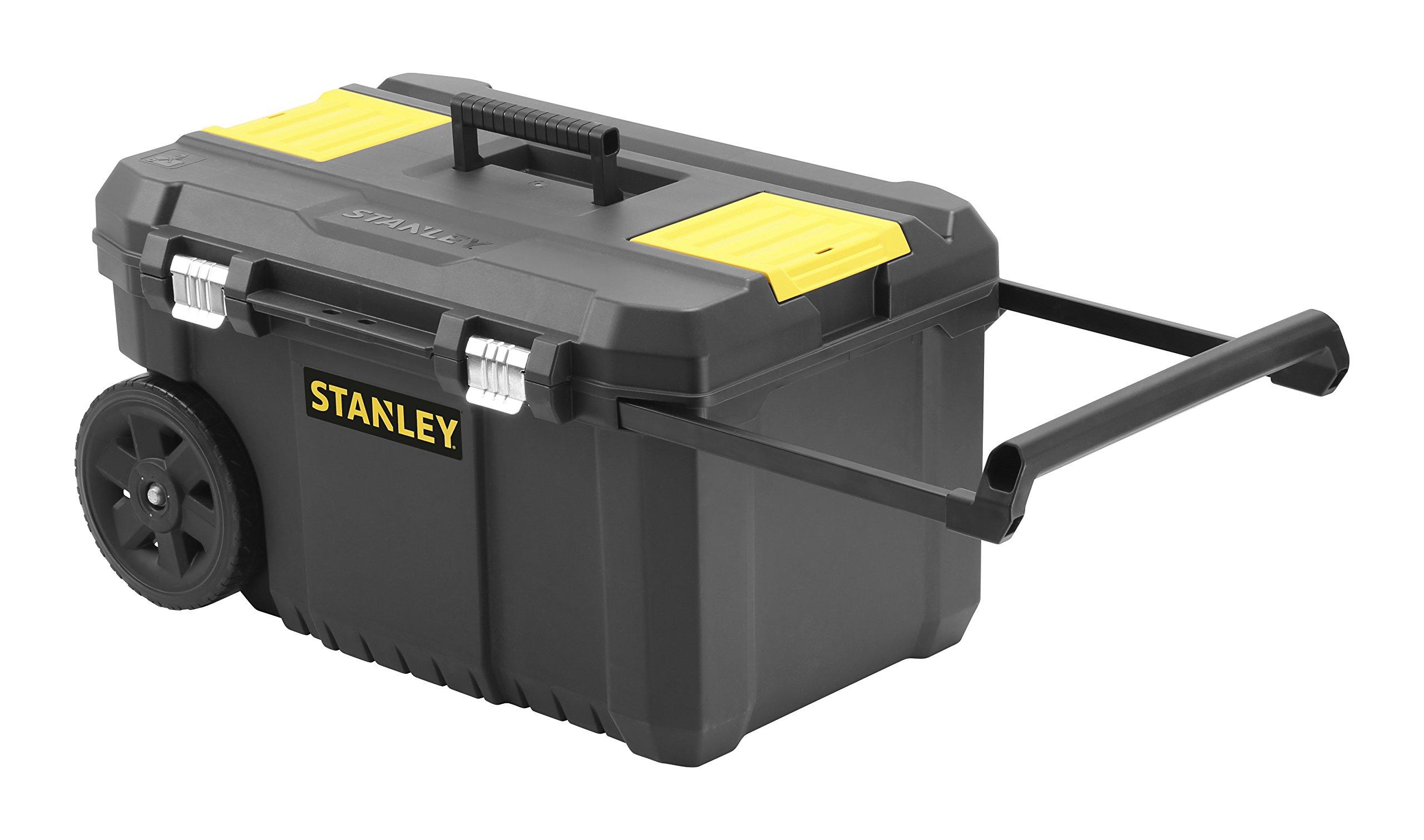 d257e8995 STANLEY STST1-80150 - Arcón para herramientas con cierres metálicos, 66.5 x  40.4 x
