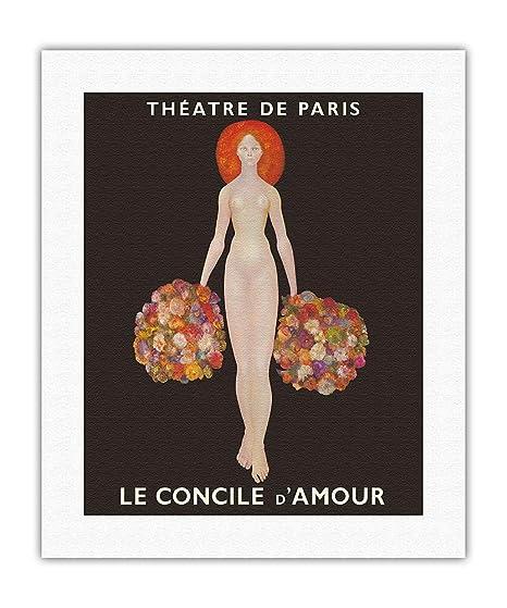 Pacifica Island Art - Teatro de París - Consejo del Amor ...