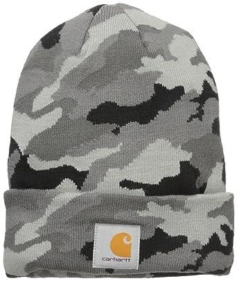 3c2360d0ea655 Amazon.com  Carhartt Men s Watch Hat