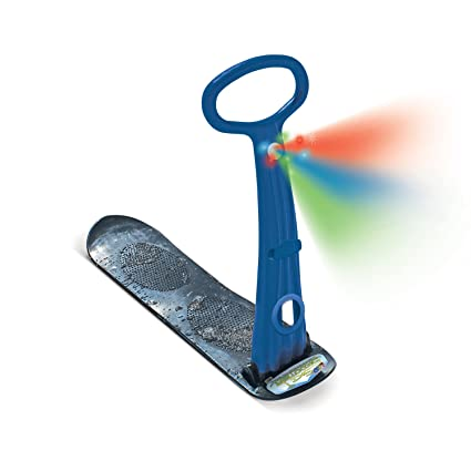 Amazon.com: GeoSpace Original LED Ski Skooter: Scooter o ...