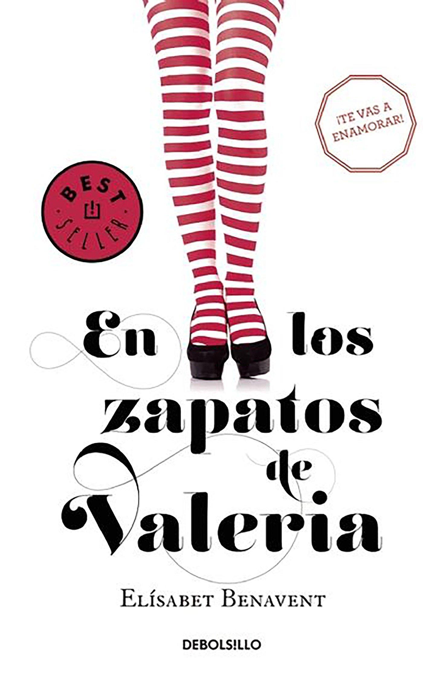 En los zapatos de Valeria (Saga Valeria 1): Amazon.es: Benavent ...
