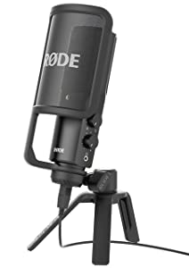 Rode NT-USB USB Condenser Microphone Review