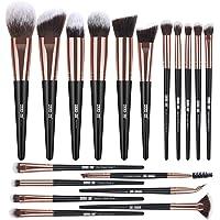 MAANGE Makeup Brushes 18 Pcs Premium Synthetic Makeup Brush Set Professional Eyeshadow Eyebrow Foundation Blush…