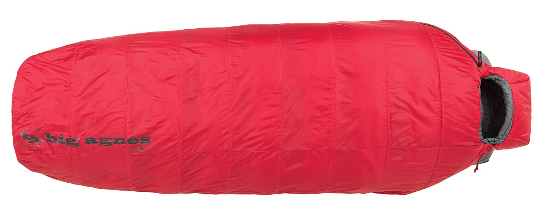 Big Agnes Gunn Creek 30 Regular Mummy Sleeping Bag B01N4KCPUJ