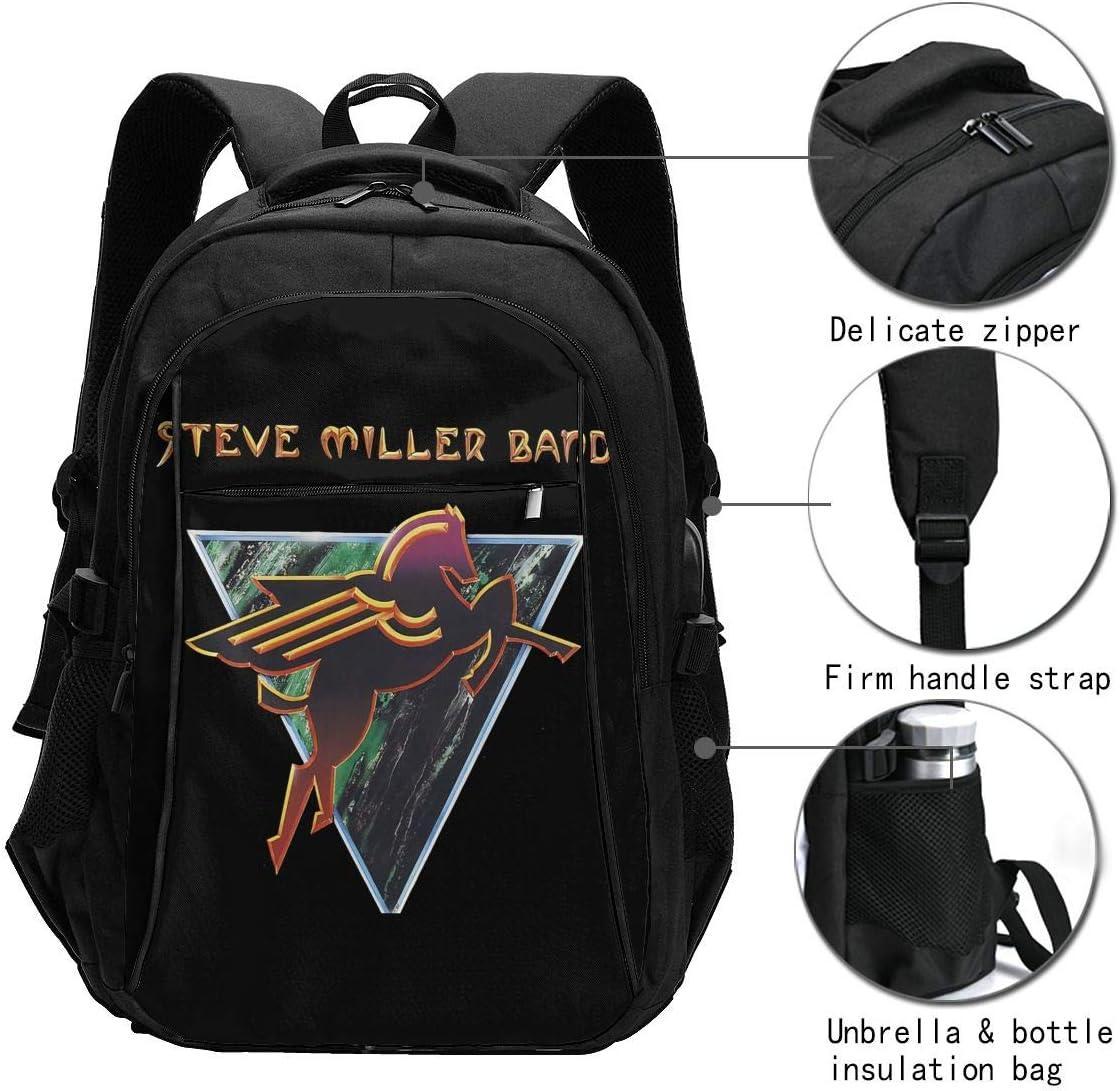 Stevemillerbackpack with USB Port