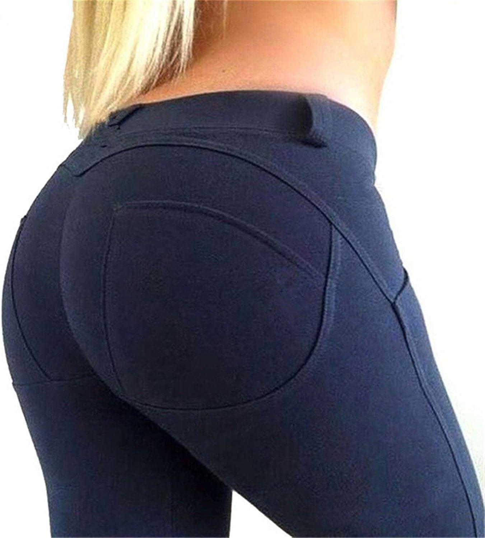Kebinai Low Waist Leggings Women Hip Push up Pants Legging Jegging Leggins Jeggings Legins
