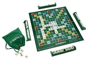 Mattel Games U2013 Table Game Original Catalan Scrabble