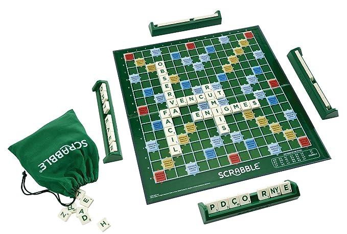 Mattel Games Juego De Mesa Para Ninos Scrabble Junior Portugues