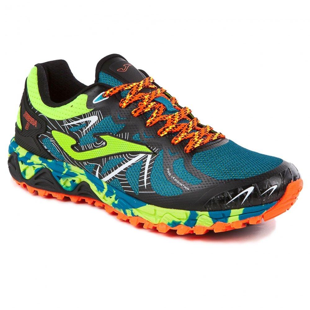 Sportime2 Chaussures de Marche pour Homme Vert Fluo