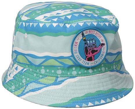 3888d056ab5 Amazon.com  Neff Men s Summer Haze Reversible Bucket Hat