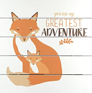 Linden Ave Wall D Cor Ave10023 You Are My Greatest Adventure