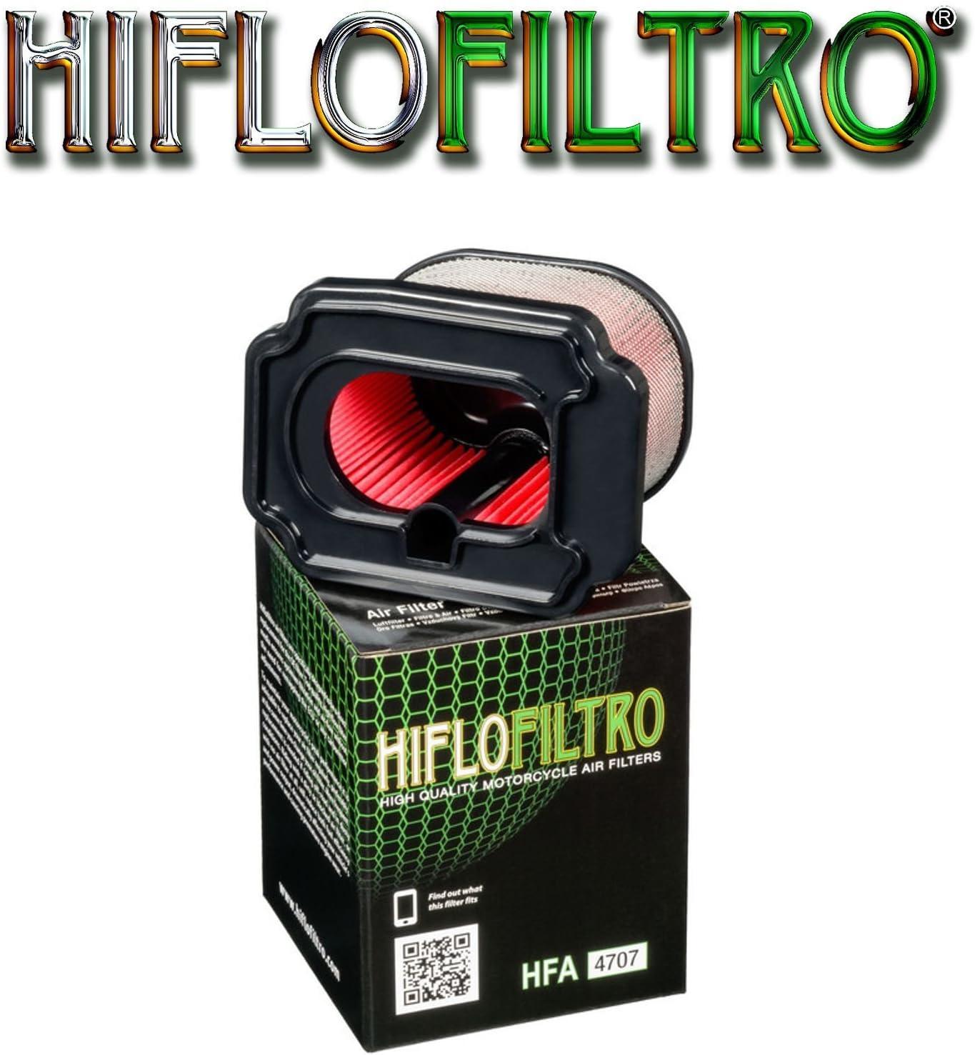 /2016 hfa4707/F/ür Yamaha MT-07/Moto Cage ABS 2015/ Luftfilter Hiflofiltro Code