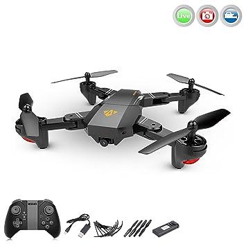 4.5 canales rc quadcopter teledirigido con FPV WiFi 720P HD de ...