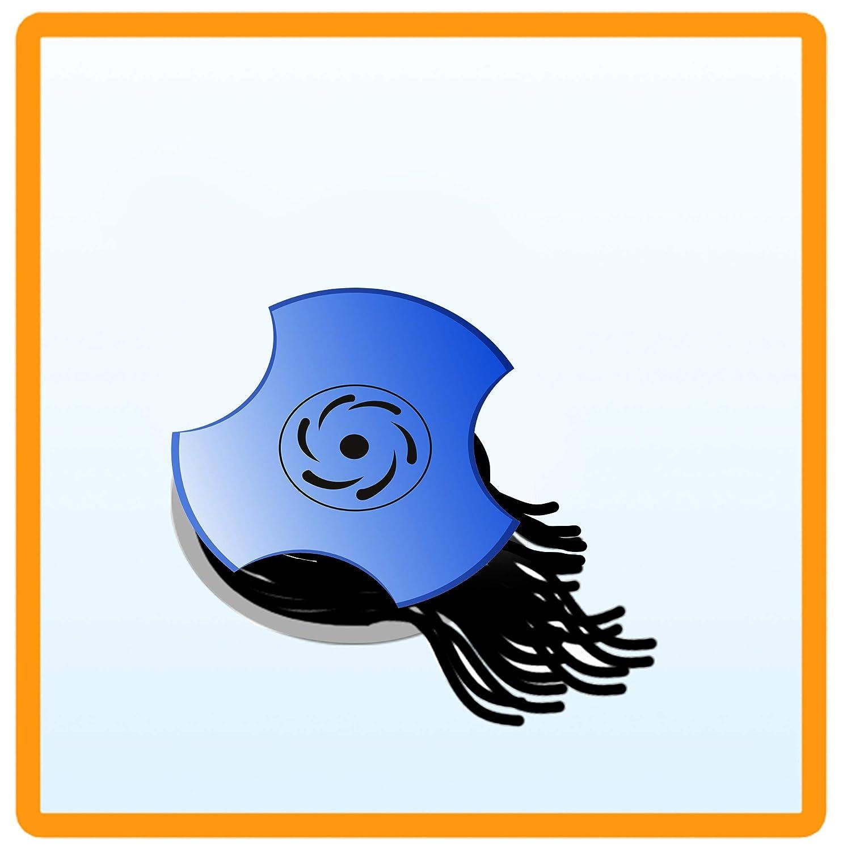 Hair-Catcher Protector Bathtub-Sink-Bathroom UTOWO Gray Drain-Strainer