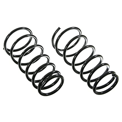 Amazon Com Moog 80994 Coil Spring Set Automotive