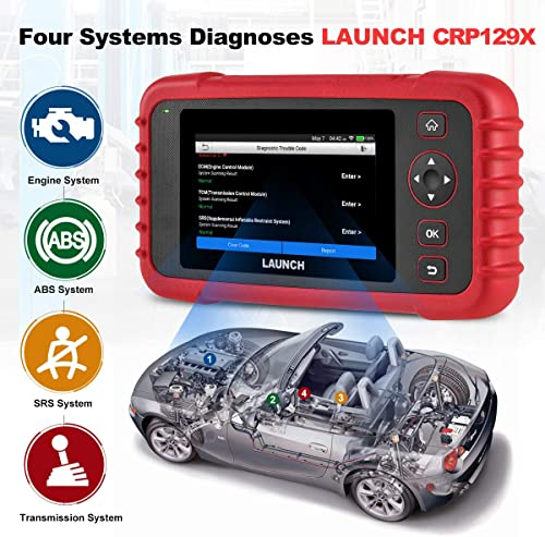 Launch CRP129X Diagnostic Tool for Cars