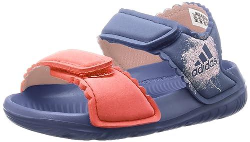 huge selection of fc78b 314af adidas Altaswim G i, Infradito Unisex – Bambini, Rosa (MorsupCorneb