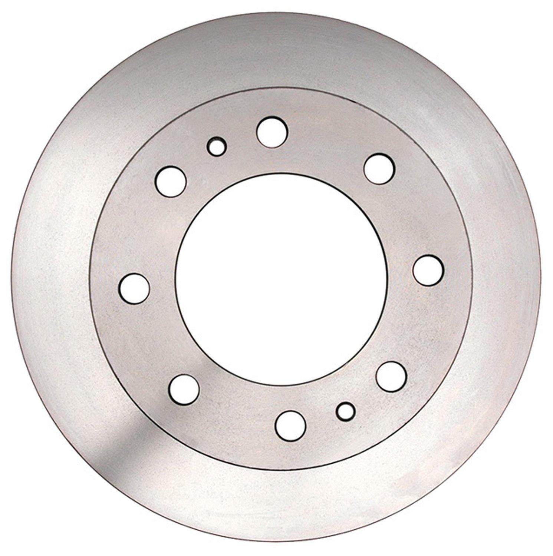ACDelco 18A1206A Advantage Front Disc Brake Rotor