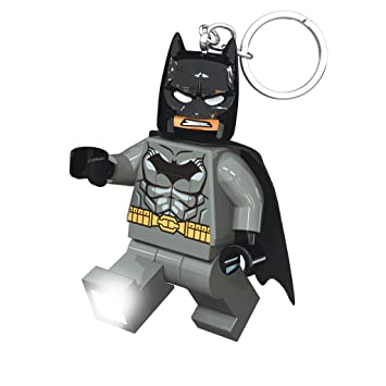 LEGO DC Super Héroes - Batman - Llavero con luz LED: Amazon ...