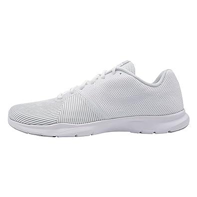 Nike Performance Wmns Flex Bijoux Damen Trainingsschuhe Sneaker Weiß