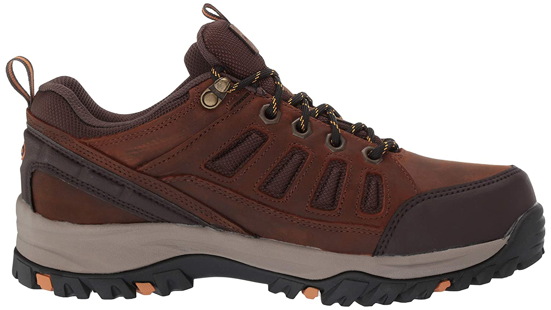 Skechers Mens RELMENT-SEMEGO Waterproof Hiker LO Hiking Shoe CDB 9 Wide US