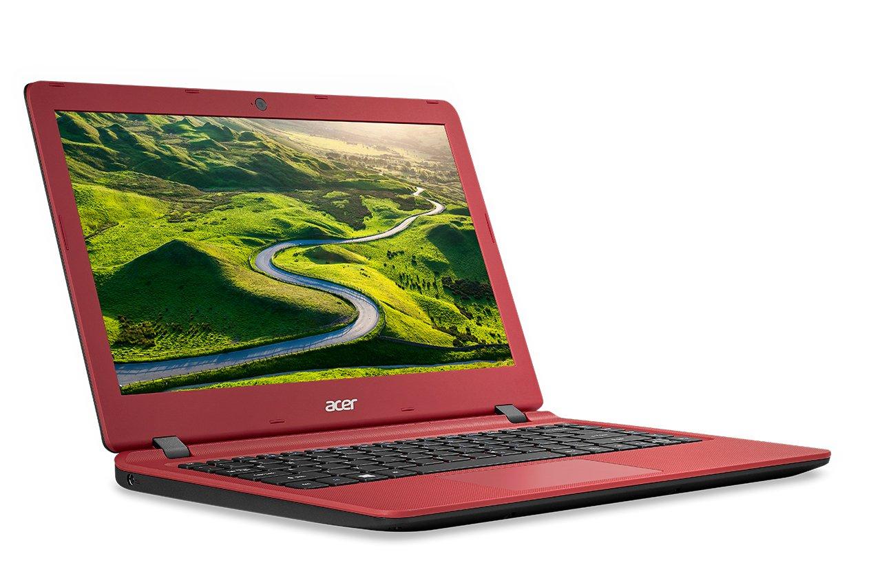 PC portatil Acer Aspire ES1-332-C4H1, Rojo