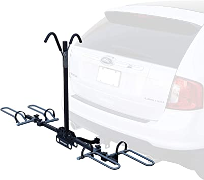 """Bicycle Carrier For 4 Bike 1-1//4/""""/&2/"""" Hitch Mount Carrier Outdoor Camping Car SUV"""