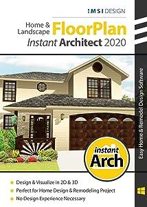 FloorPlan 2020 Instant Architect [PC Download]
