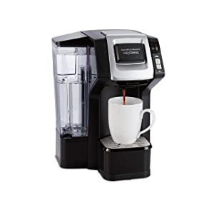 Hamilton Beach 49948 FlexBrew Single-Serve Coffee Maker with Removable Reservoir