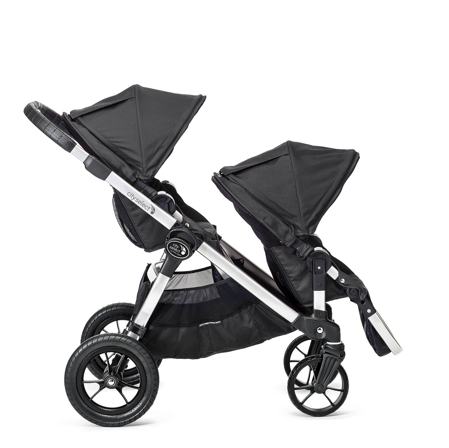 Baby Jogger 2015 City Select with 2nd Seat, Onyx by Baby Jogger (Image #2)