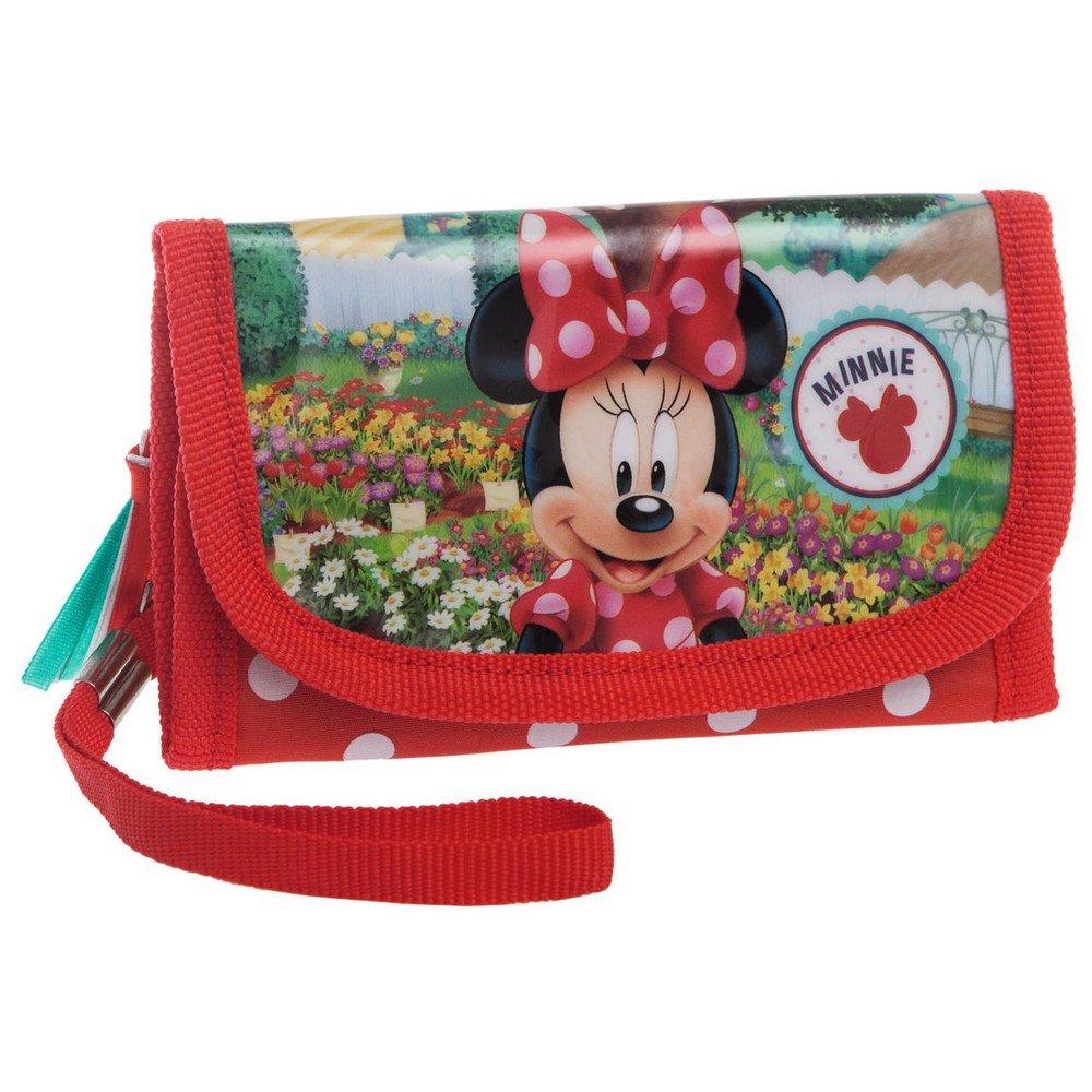 Disney Minnie Garden Monedero, litros, Color Rojo: Amazon.es ...