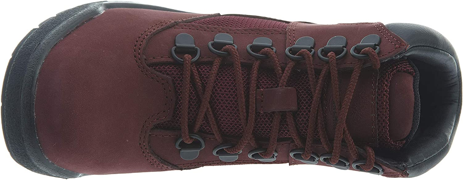 Timberland 6 inch Little Kids Field Boots Burgundy tb0a1ato PS