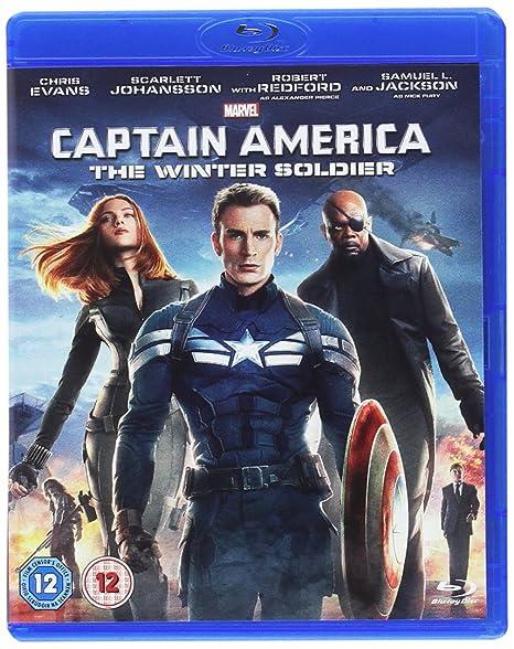 Amazon.com  Captain America 3 Movie Collection  Chris Evans ... 31325e10ab99