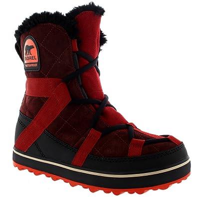 Shortie Stiefel Wasserdicht Sorel Schnee Winter Glacy Damen Explorer v8m0OnyNwP