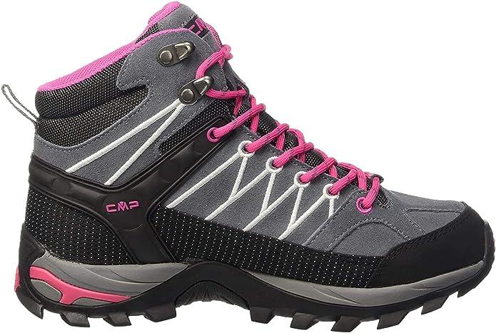 CMP Rigel Mid, Zapatos de High Rise Senderismo para Mujer