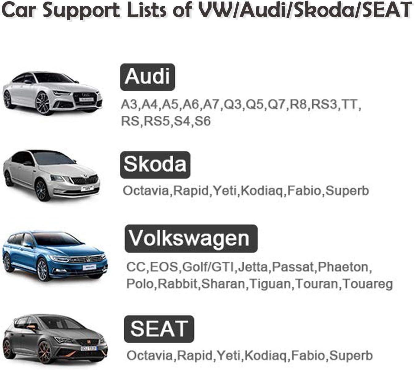 Auto & Motorrad: Teile OBD-Scanner toimitilaa.fi Fr VAG VW Audi
