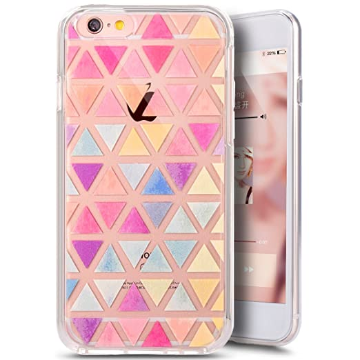 4 opinioni per Ukayfe 2 in 1 Custodia per iPhone 6/6S plus 5.5 In TPU silicone e plastica