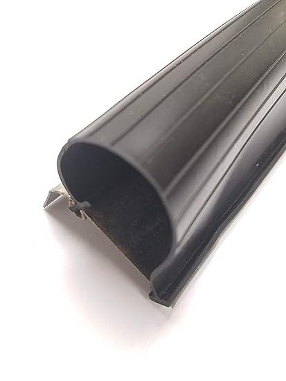 Garage Door Bottom Weather Seal T Style 3 3/4 Wide 5 1/