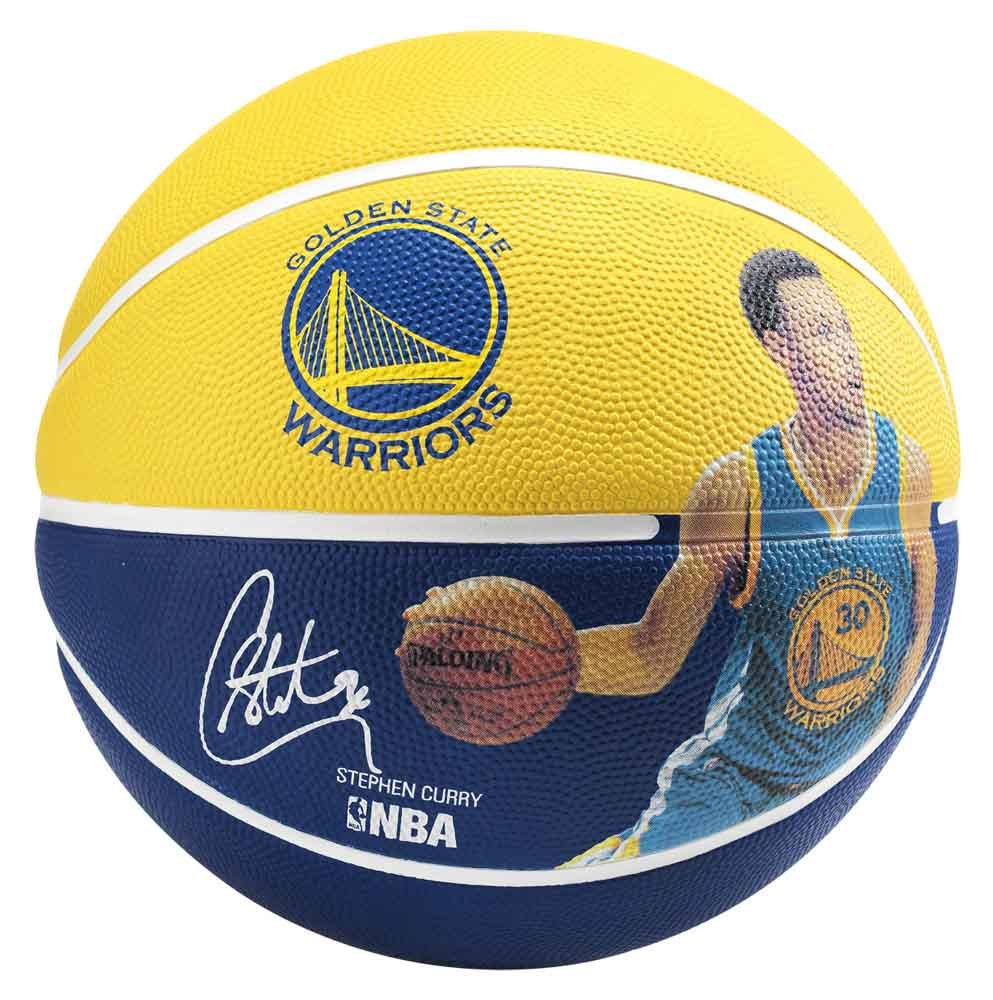 Ballon de Basket-Ball SPALDING NBA Player Ball 2016 Stephen Curry