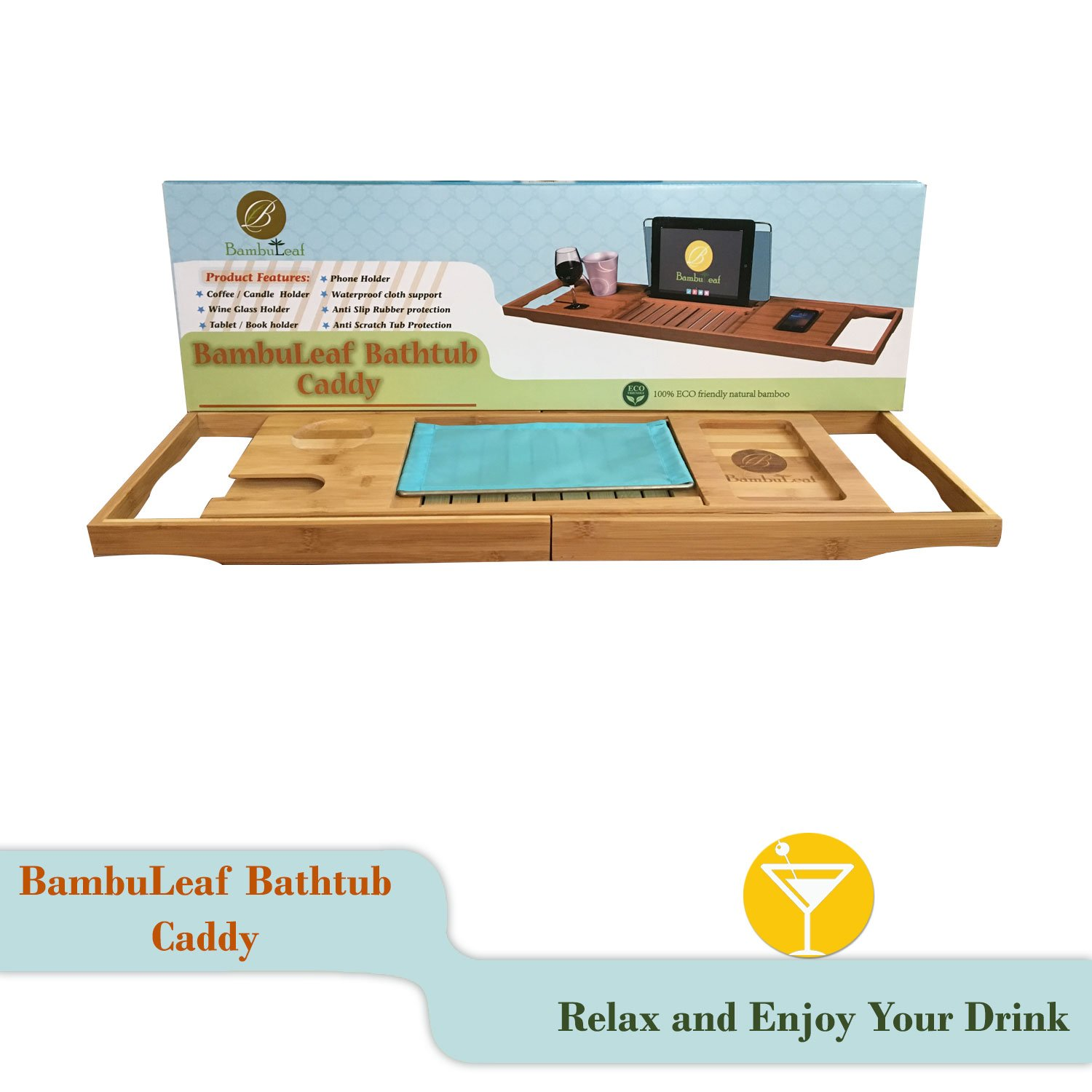 Best Bathtub Caddy Trays With Extending Sides on Flipboard