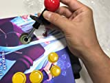 Topcd88 DIY Assemble Arcade Stick for
