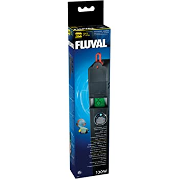 Amazon Com Fluval M 50 Watt Submersible Heater