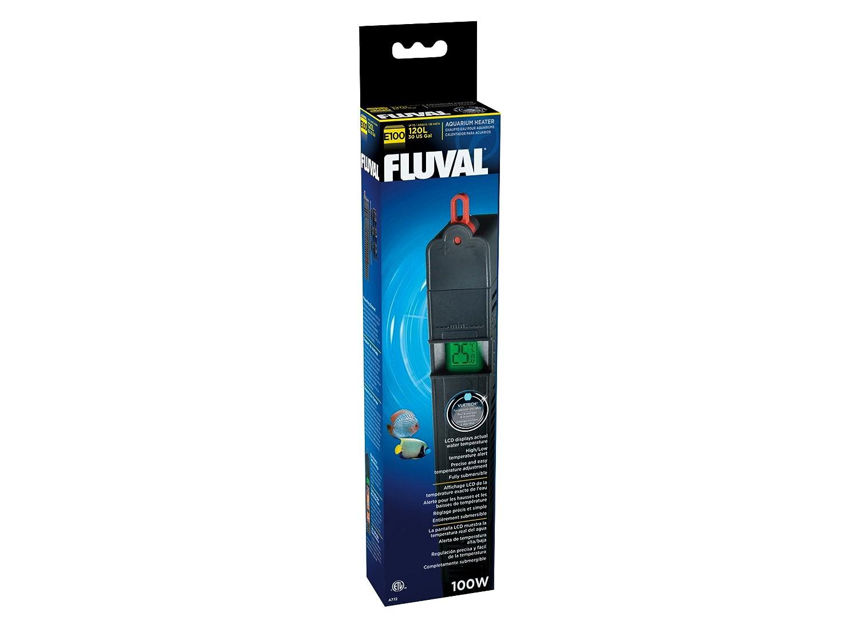 Fluval Chauffage pour Aquarium 200 W jusqu'à 250 L A773