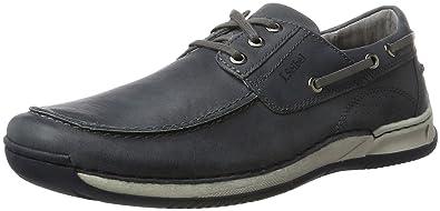 Josef Seibel Anvers 36, Zapatos de Cordones para Hombre, Marrón, 41 EU