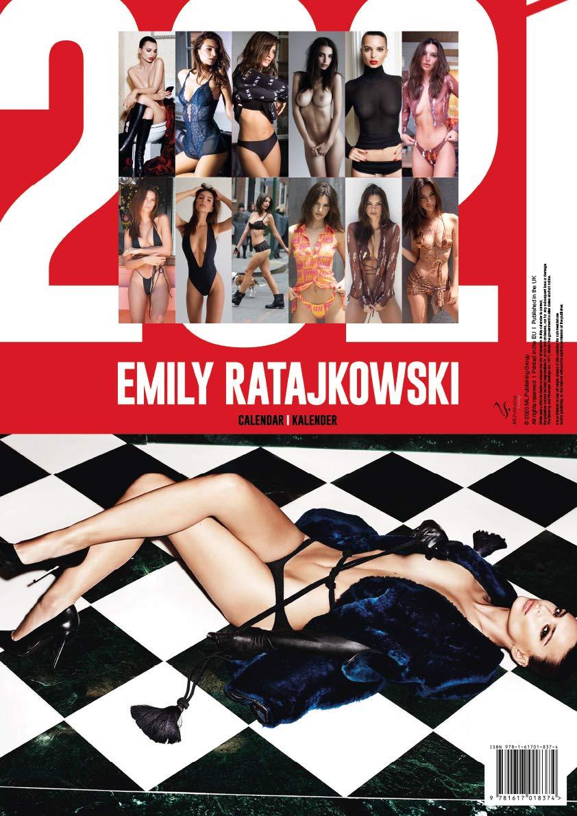 Emily Ratajkowski 2021: 9781617018374: Amazon.com: Books
