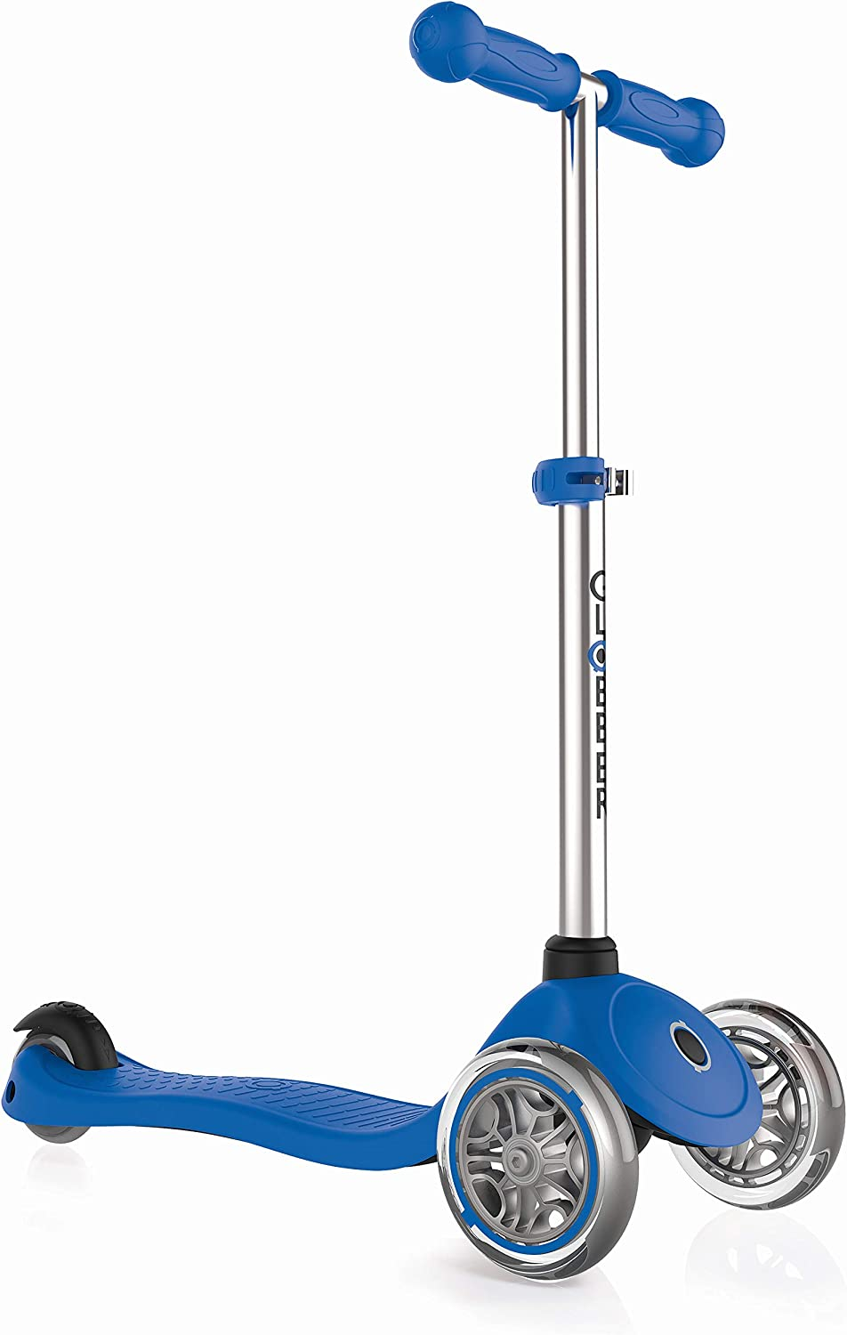 8. Globber Primo 3-Wheel Adjustable Height Kick Scooter