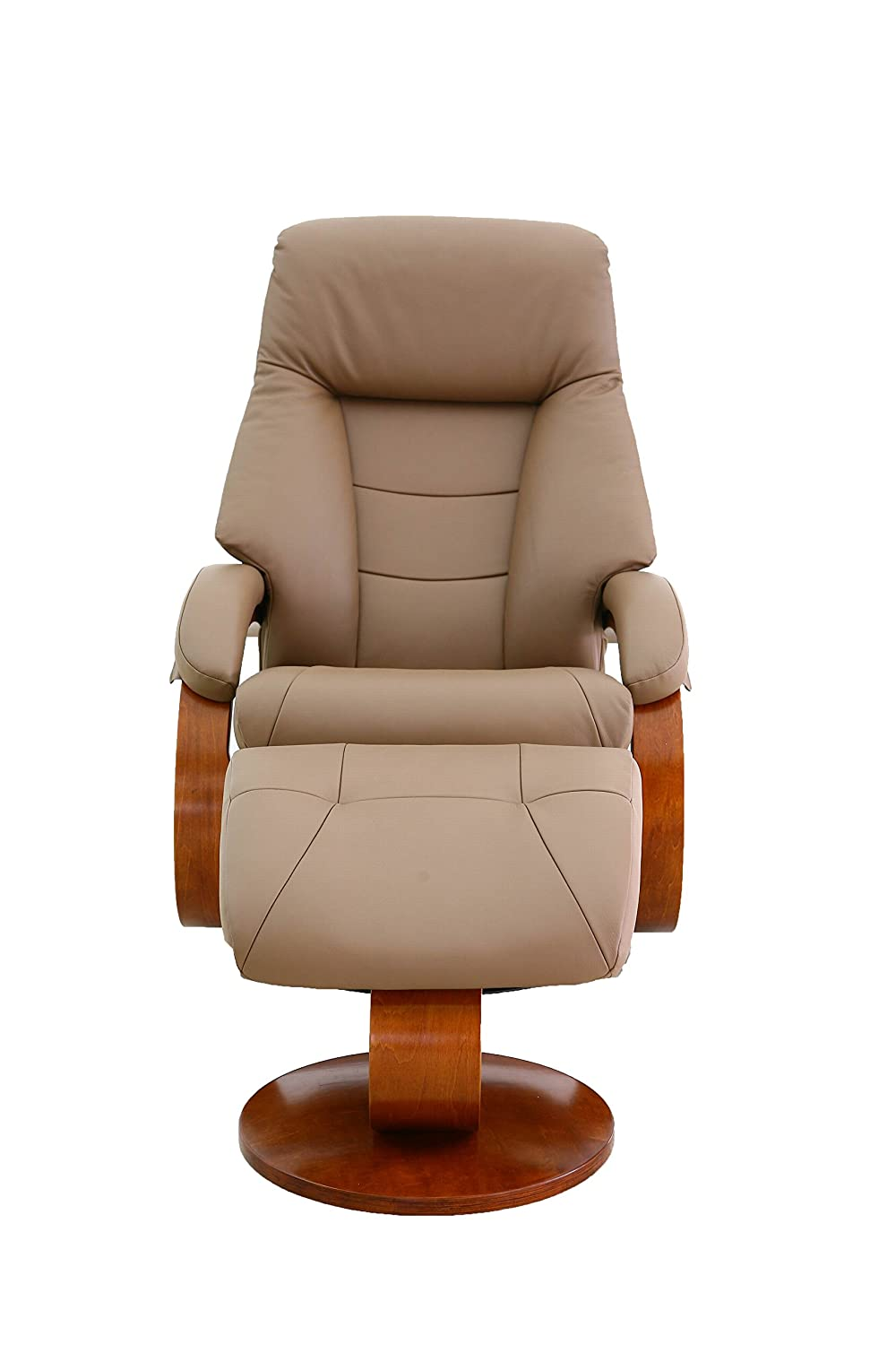 Mandal Recliner with Ottoman